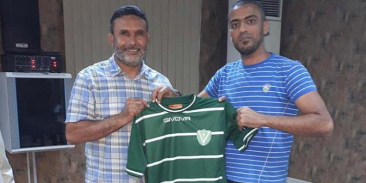 طارق ثابت يغادر نادي النصر الليبي