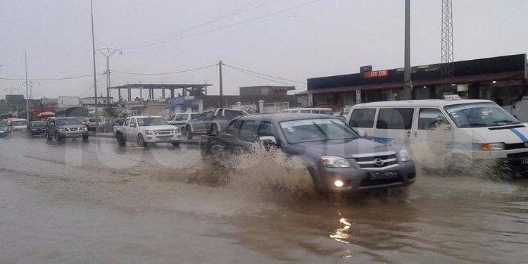 بنزرت: أمطار غزيرة تعطل حركة المرور (صور)