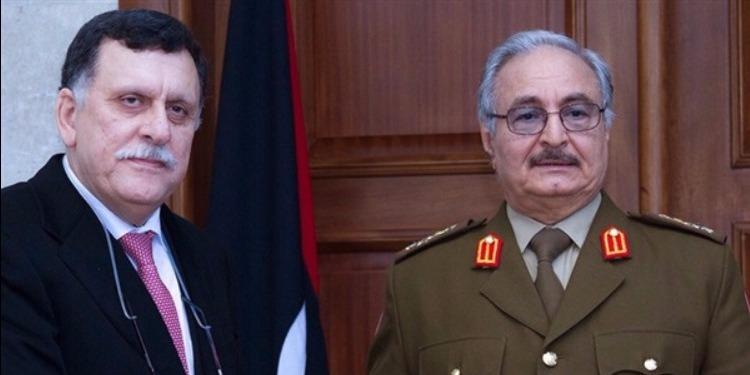 الاتفاق على وقف إطلاق النار بين الأطراف الليبية
