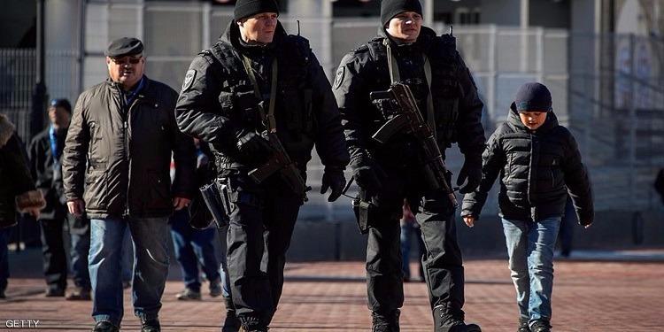 مقتل مسلحين في تبادل لإطلاق النار مع الشرطة الروسية