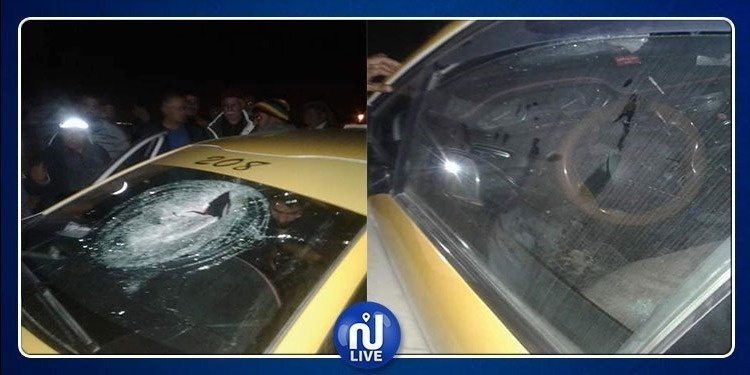 جنازة غفيرة: تشييع جثمان سائق التاكسي الذي قتل البارحة (فيديو)