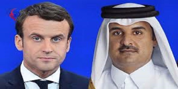 أمير قطر يزور باريس نهاية الصيف الجاري