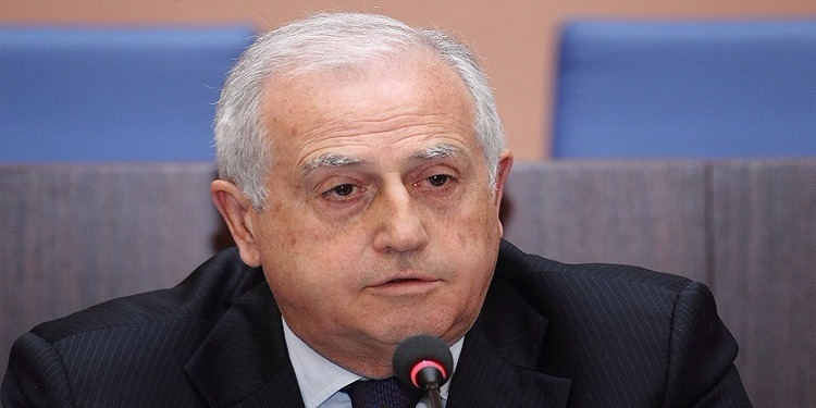 تعيين روبرتو فابريشيني مفوضا على الاتحاد الايطالي لكرة القدم