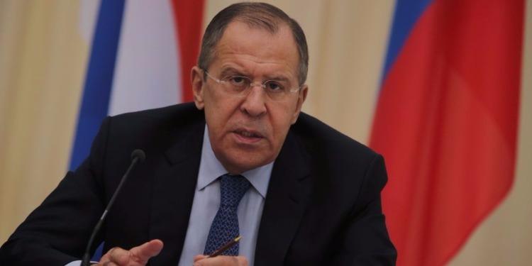 سيرغي لافروف :روسيا لا تعرف ما تعنيه أمريكا بـصفقة القرن لحل القضية الفلسطينية