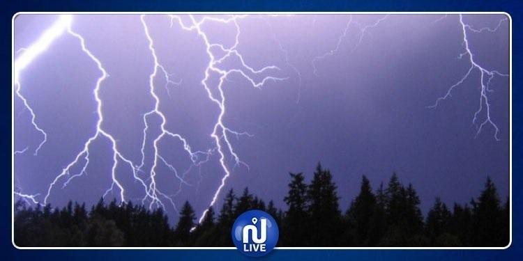 مساء اليوم: عودة الأمطار الرعدية بفاعلية أكبر