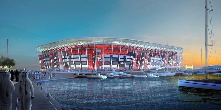 قطر تكشف عن التصميم الهندسي لسابع الملاعب المُرشحة لاستضافة مونديال 2022