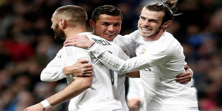 ''ثلاثي الـBBC'' الأكثر تسجيلا في تاريخ ريال مدريد