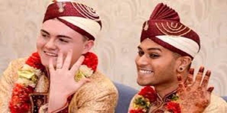 أول زواج لمثليين مسلمين في العالم