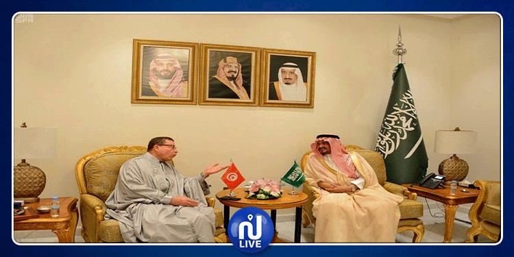 استعدادا لموسم الحج 2019...محور زيارة وزير الشؤون الدينية للسعودية