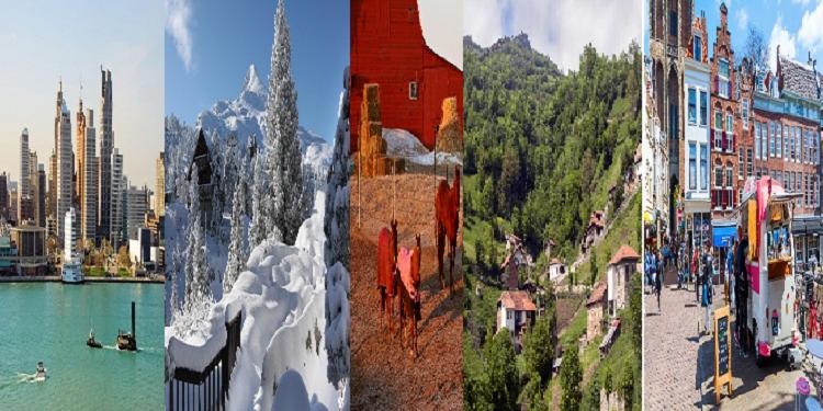 7 مدن حول العالم تدفع لك مقابل العيش فيها..فرص لا تعوض (صور)