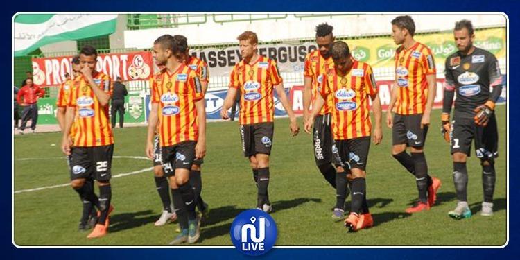 Ligue 1: L'Espérance ST bat l'ES Metlaoui