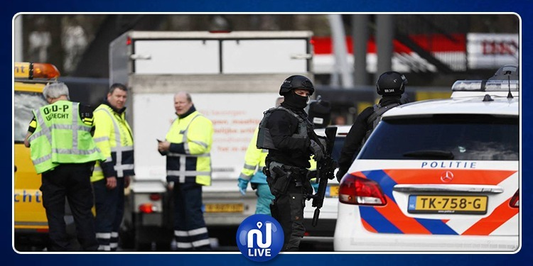 Fusillade aux Pays-Bas : 3 morts et 9 blessés…