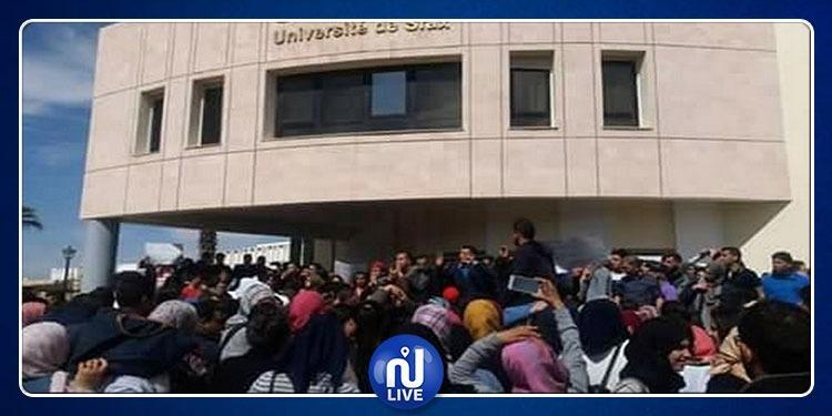 صفاقس: اعتصام مفتوح لطلبة كلية العلوم الاقتصادية والتصرف