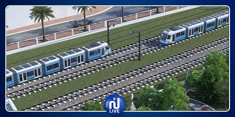 موعد دخول خط القطار السريع 'برشلونة- حي بوقطفة' حيّز الإستغلال