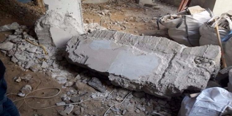توزر - دقاش : وفاة قيم عام بعد انهيار جدار قديم عليه