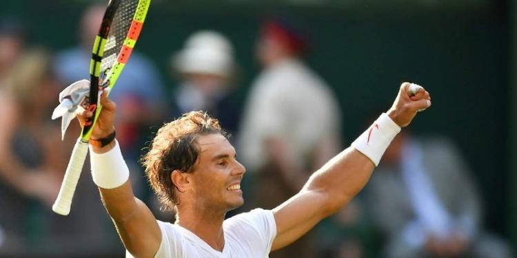 Tournoi de Wimbledon : Nadal en quarts de finale pour la première fois depuis 2011