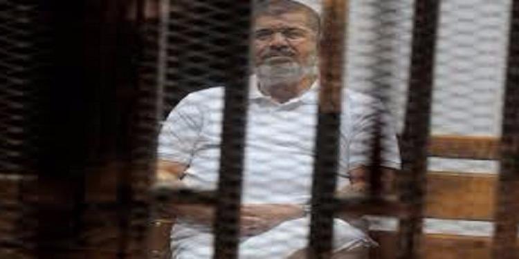 مصر:  تأييد حكم السجن ''المؤبد '' لمرسي بقضية التخابر مع قطر