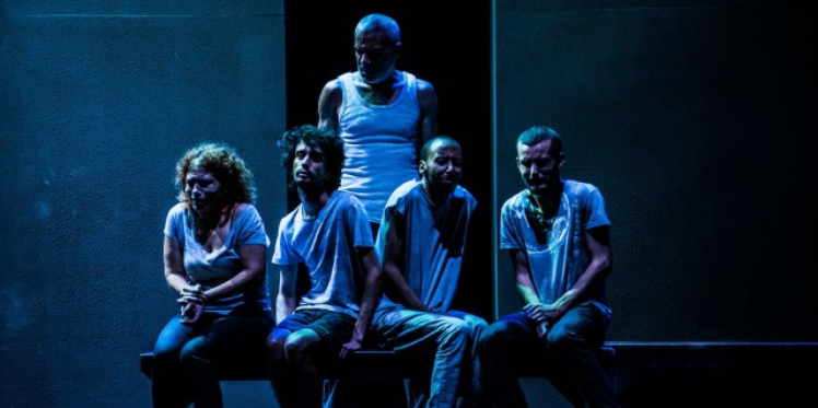 سلسلة عروض لمسرحية « العنف » بقاعة الفن الرابع