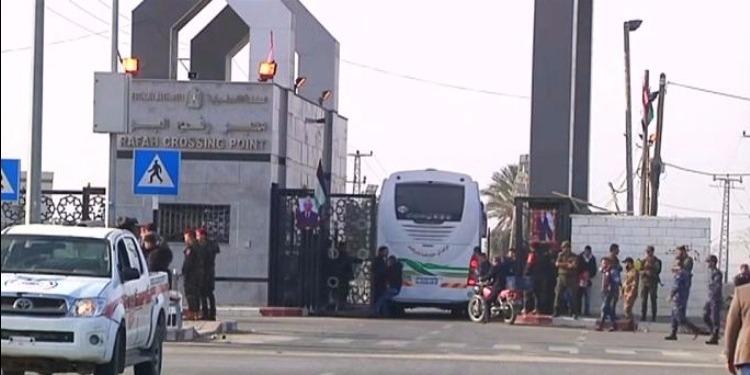 بعد 10سنوات من الإغلاق...مصر تعيد فتح معبر 'رفح'