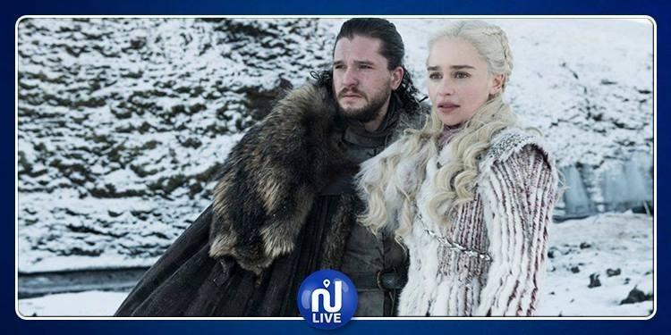 De nouvelles photos pour la 8e saison de Game of Thrones