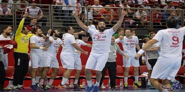 المنتخب الوطني يتأهل إلى نهائي كأس إفريقيا لكرة اليد