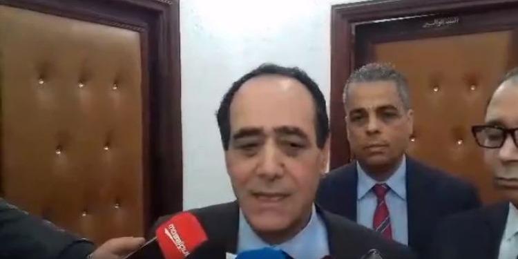 كاتب الدولة للموارد المائية يعلن عن جملة من المشاريع المائية لفائدة ولاية القصرين