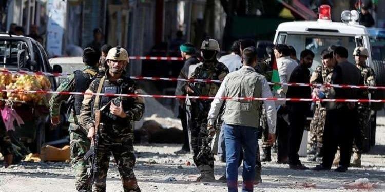 أفغانستان: 6 قتلى في تفجير إستهدف مكتب المخابرات في كابول