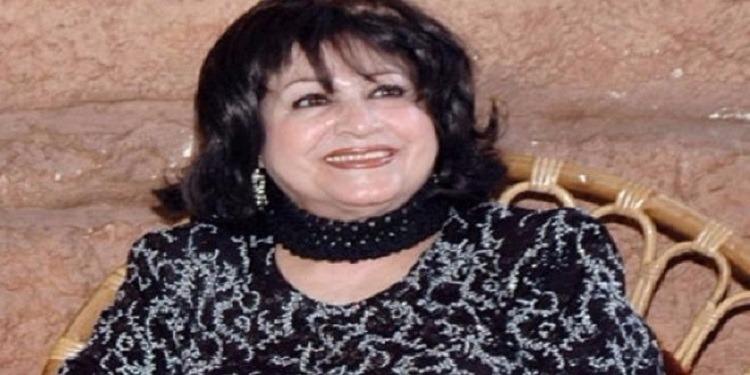 الفنانة السورية نجاح حفيظ في ذمة الله
