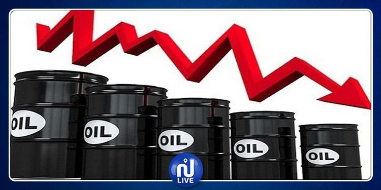 إنخفاض أسعار النفط