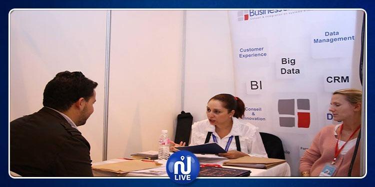 صالون تونس الذكية للتشغيل يوفر أكثر من ألف فرصة عمل للمتخرجين