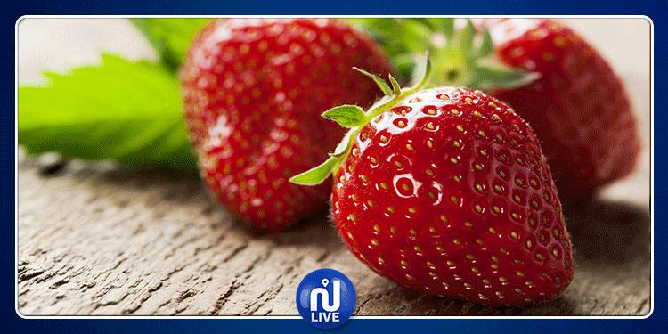 تطور بـ9% في المساحة المنجزة لمادة الفراولة مقارنة بالموسم الفارط