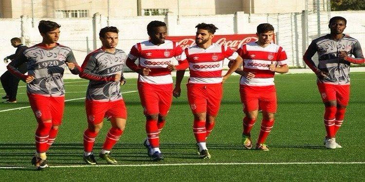 النادي الإفريقي : التشكيلة المحتملة في مواجهة الملعب التونسي
