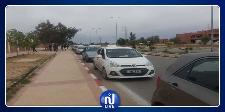 تطاوين: أصحاب مدارس تعليم السّياقة يحتجون ويهددون بالتصعيد