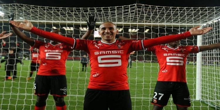 وهبي الخزري ضمن التشكيلة المثالية للجولة 28 من الدوري الفرنسي لكرة القدم