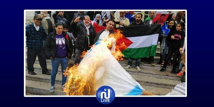 العاصمة: وقفة احتجاجية رفضا لتعيين روني الطرابلسي وزيرا للسياحة