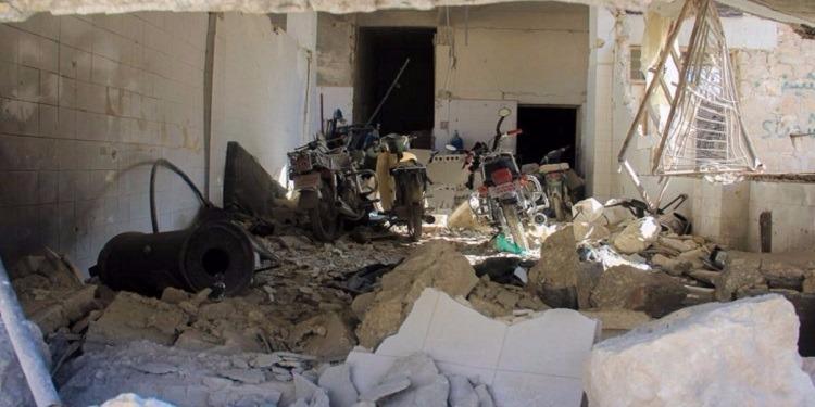 أمريكا تفرض عقوبات على 271 موظف في مركز أبحاث سوري