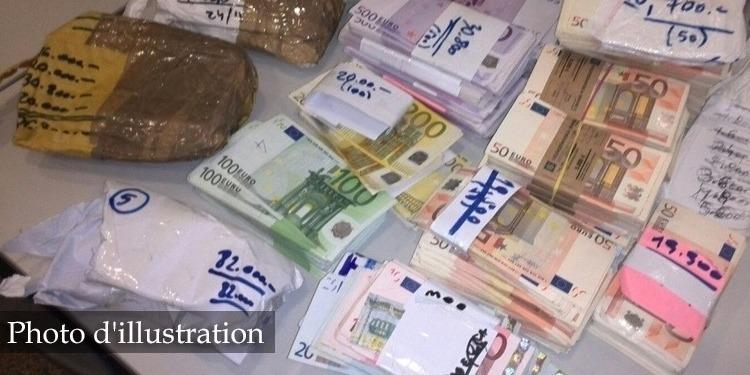 Aéroport Tunis Carthage: Saisie de 28 mille euros