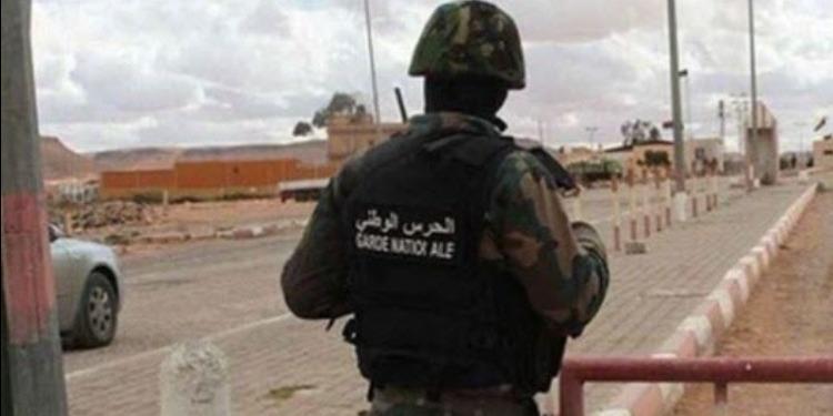 ساقية سيدي يوسف: ضبط جزائري مُجتازا للحدود خلسة
