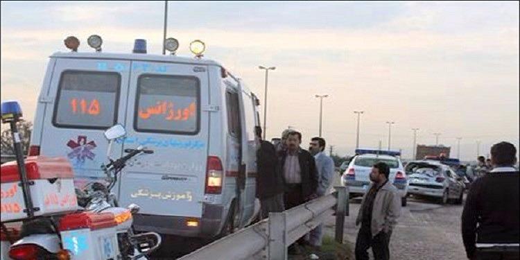 إيران: مقتل طفل وإصابة 60 شخص في تصادم 130 سيارة