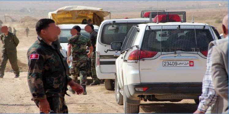 وزارة الداخلية: احباط 89 عملية تهريب بين 17 و23 جانفي الجاري