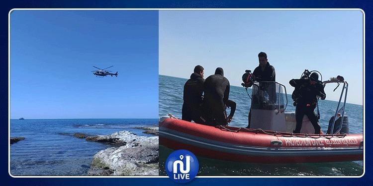 فقدان أثر بحّار بسواحل بنزرت والجيش والحرس يمشّطان المنطقة