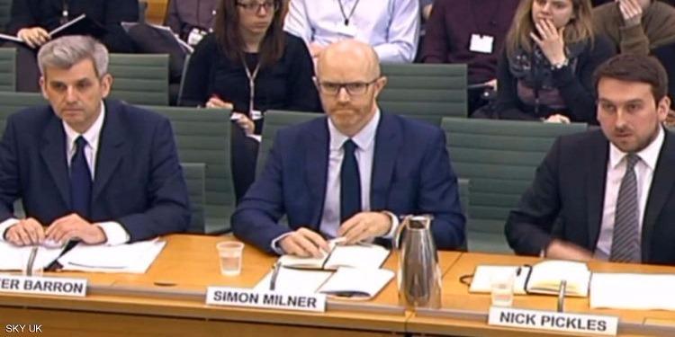 البرلمان البريطاني يوبخ مواقع التواصل الاجتماعي