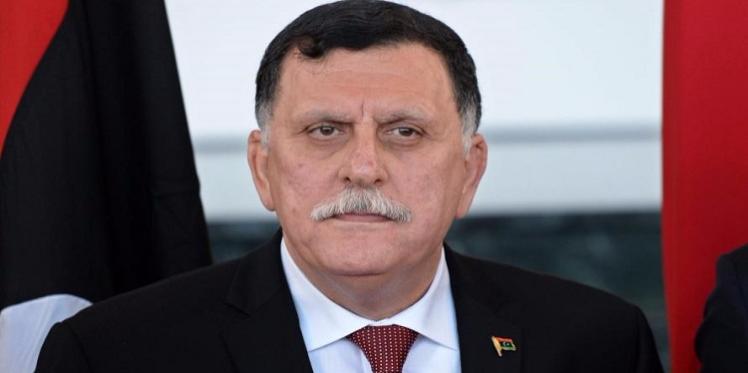 """في ذكرى الثورة الليبية، السراج يؤكد: """"لا لتدخل خارجي لمحاربة الإرهاب»"""