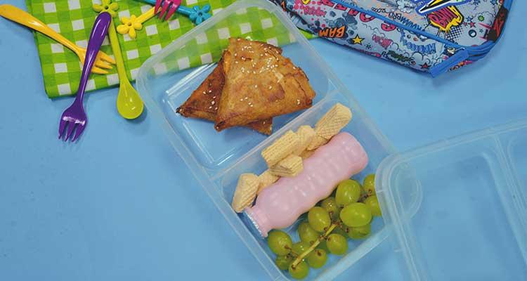 Préparer un goûter sain et complet pour votre enfant !