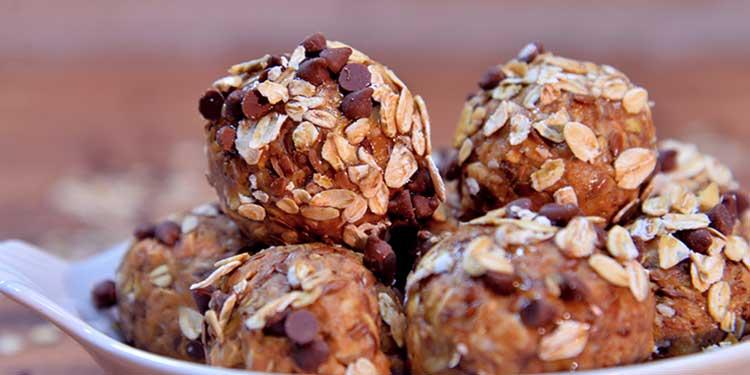 حلويات صحية ولذيذة بالشوفان سريعة التحضير