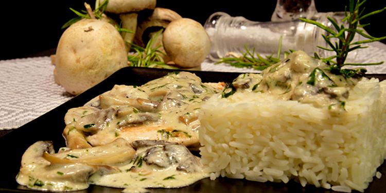 Idées de recettes à base de riz