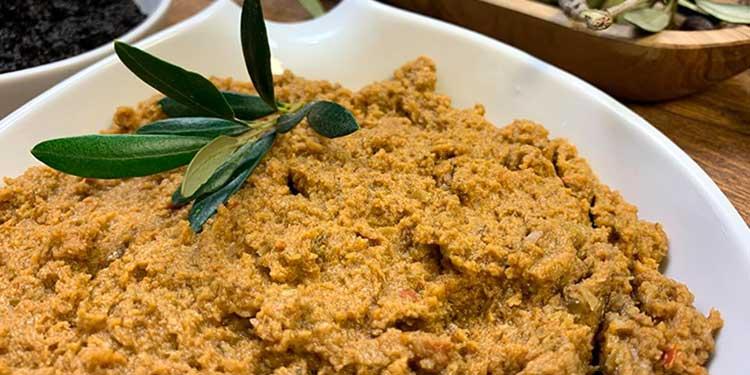 كيف تصنع تابيناد الزيتون ناجحة في المنزل ؟
