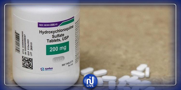 L'Algérie maintient l'utilisation de l'hydroxychloroquine