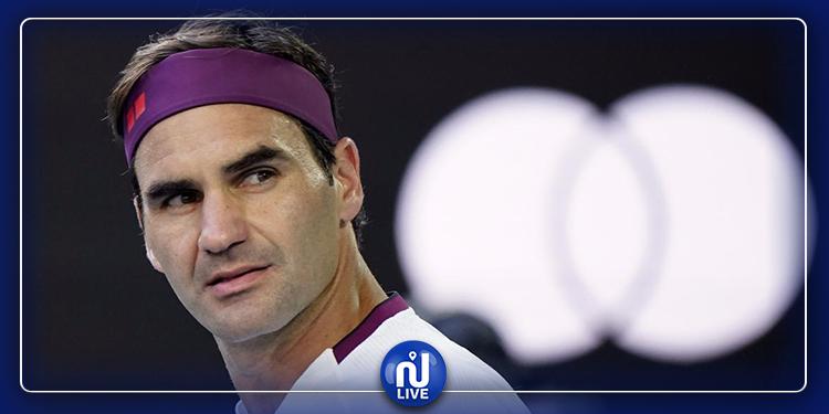 Federer premier, derrière Crisitano et Messi