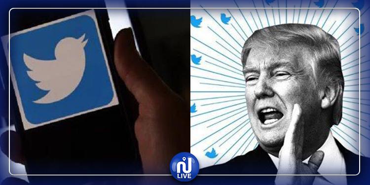 Fâché contre Twitter ,Trump menace les réseaux sociaux de « fermeture »